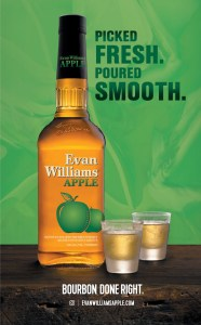 EWA RecipeCard EWA 12319 2019 186x300 - Evan Williams Bourbon Launches Evan Williams Apple