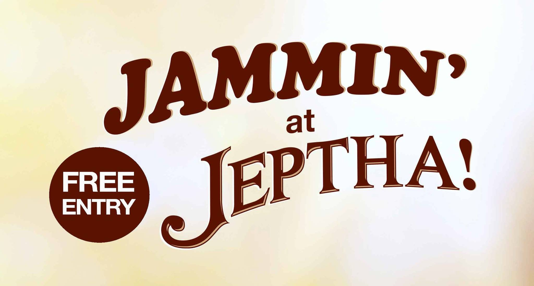Jammin at Jeptha - Jammin at Jeptha!