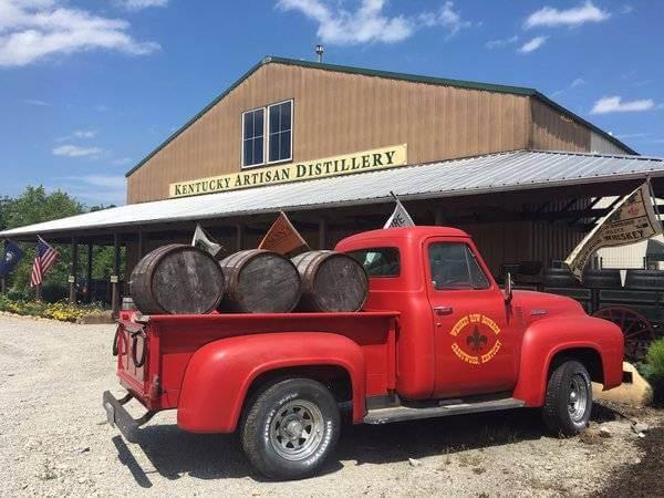 Kentucky Artisan Distillery - Rise and Shine with Kentucky Artisan Home of Jefferson's Reserve