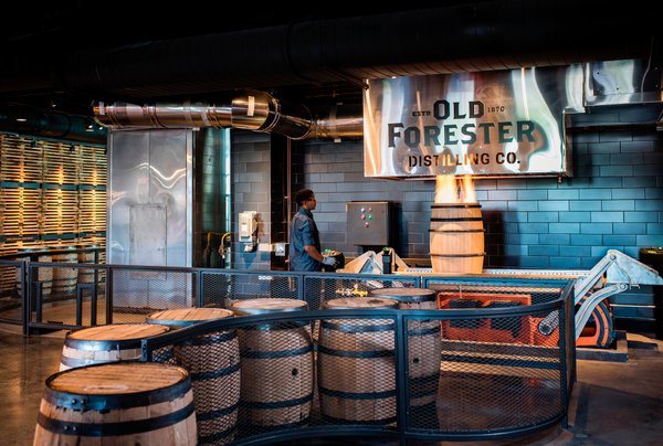Old Forrester - Old Forester Barrel to Bottle Behind the Scenes Single Barrel Experience