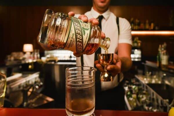 Peerless Bartender - Peerless Old-Fashioned Hour