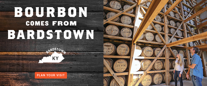 BDTN Spring BCFB 720x300 - Kentucky Bourbon Trail Craft Tour® Itinerary