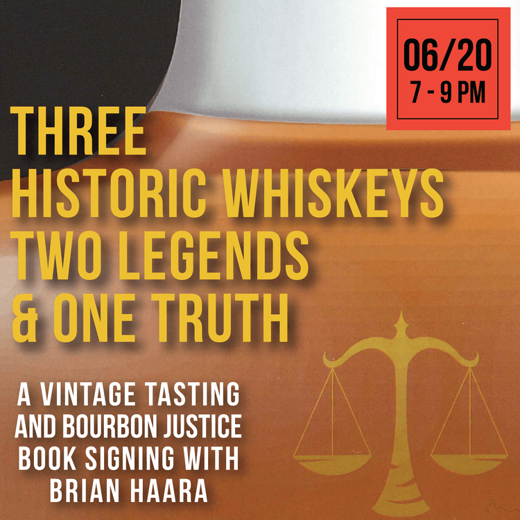 SQUARE 02 - Three Historic Whiskeys, Two Legends, and One Truth