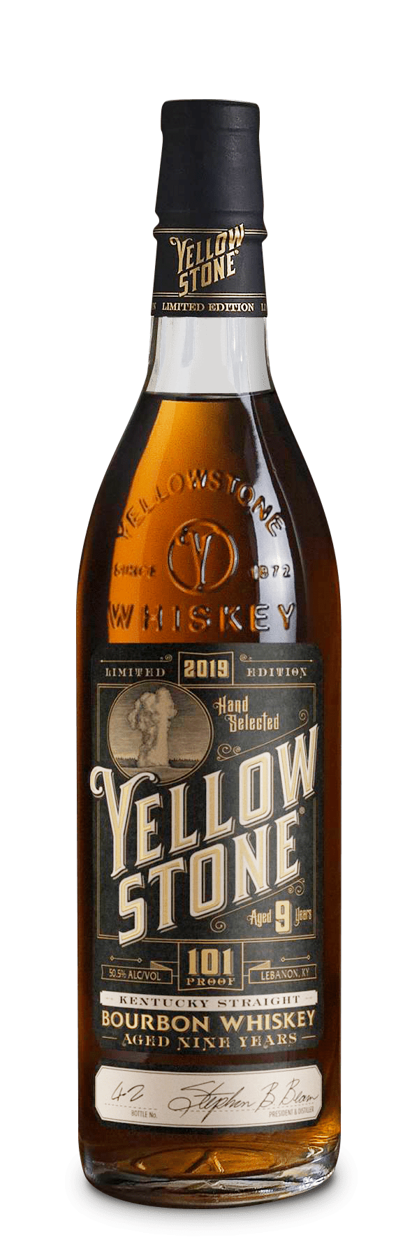 YS LE 2019 Bottle - Limestone Branch Distillery Launches Yellowstone® Limited Edition Kentucky Straight Bourbon 2019