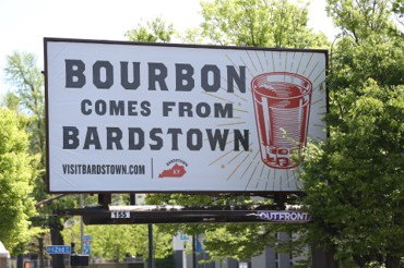 BardstownNelson CoTourism Bourbon Comes From Bardstown5 - Small Town Takes Home U.S. Travel Destiny Award