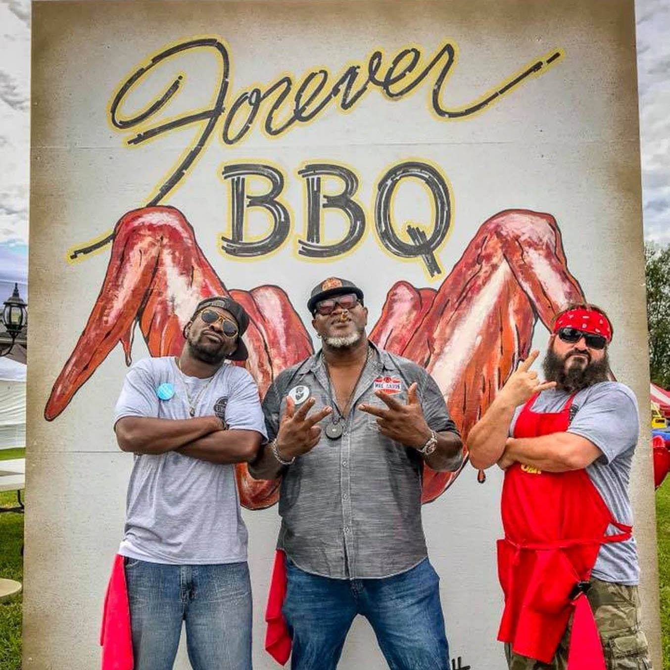BBQ - Whiskey Business - Making the 80's Great Again!