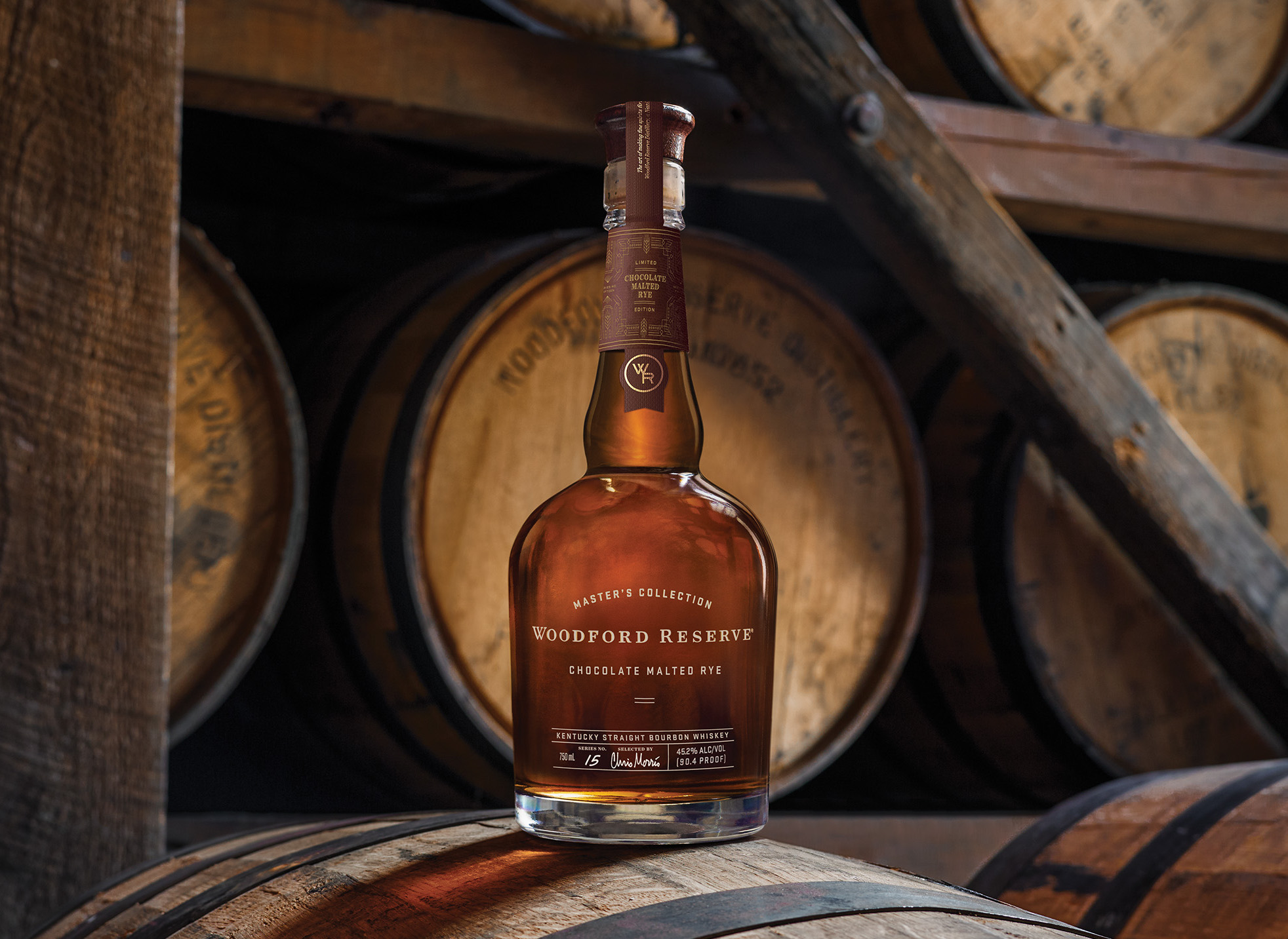 Masters Collection 2019 - WOODFORD RESERVE MASTER'S COLLECTION DINNER
