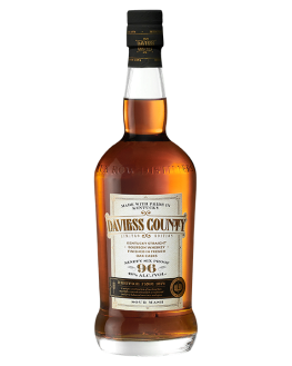 Daviess County French Oak - Lux Row Distillers Re-Launches Daviess County Kentucky Straight Bourbon