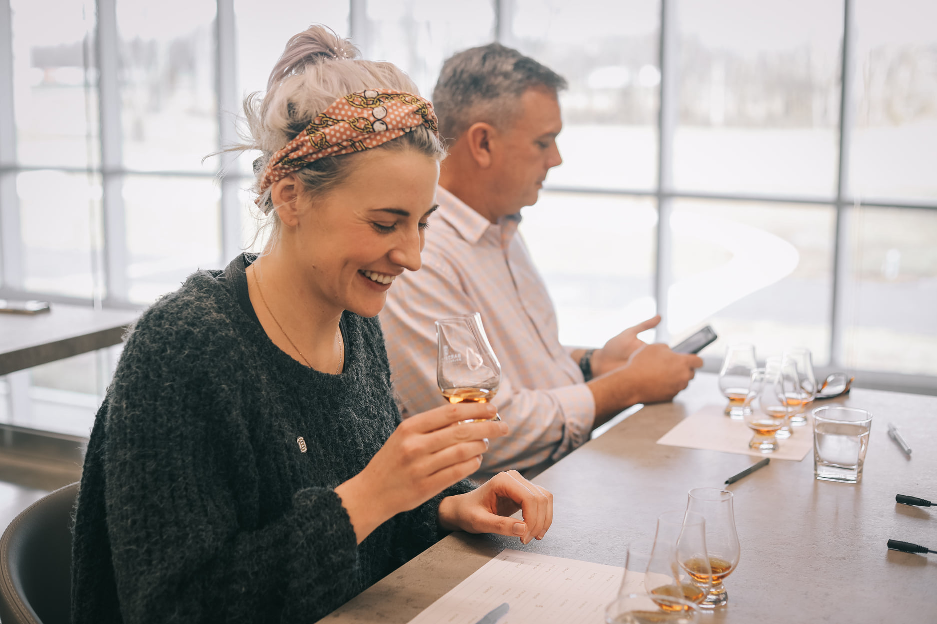 BBC Whiskey Taster - Bardstown Bourbon Company unveils virtual event schedule for 'World's Top Whiskey Taster' competition