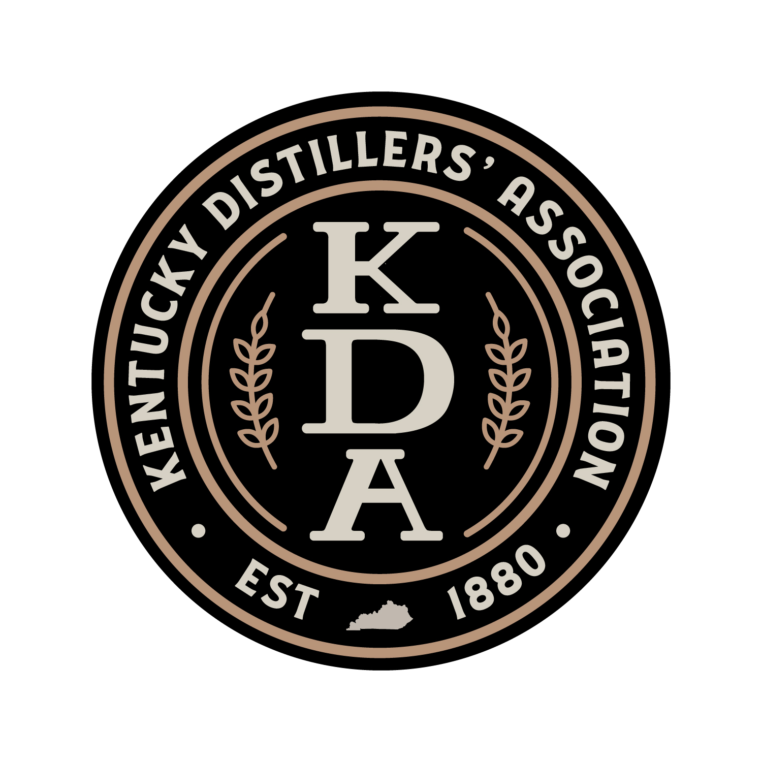 KDA Logo 02 - Kentucky Distillers' Association Welcomes Three Distillers to Heritage Level Membership, Another to Proof Level