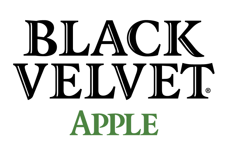 BLV Logo Apple - Black Velvet Whisky Introduces Black Velvet Apple