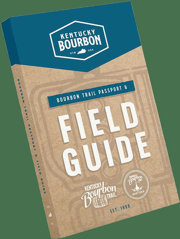 field guide - Bourbon Trail Passport & Field Guide