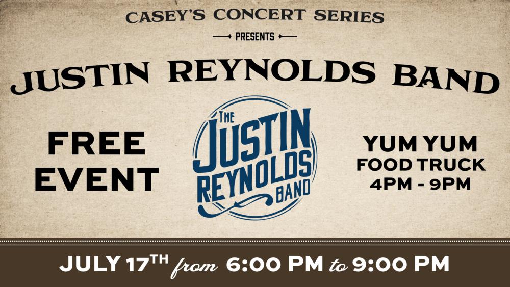 2021 07 10JustinReynolds - Free Casey's Concert Series Presents The Justin Reynolds Band