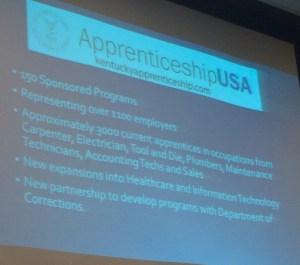 apprenticeship program stats