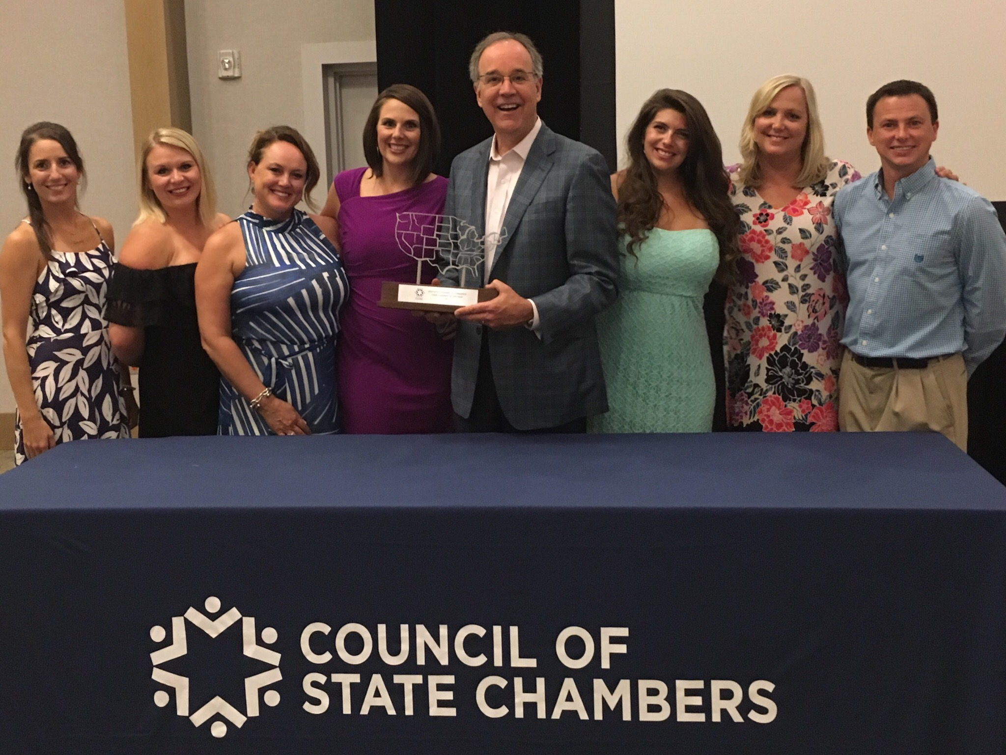 Chamber of the Year