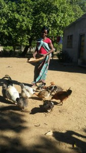 Kyeema village champion Jacqueline