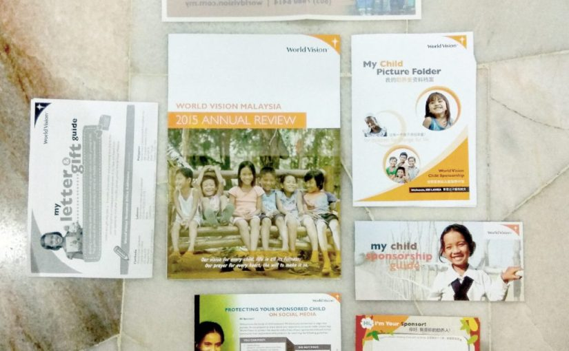 Sponsor A Child with World Vision Child Sponsorship Programme