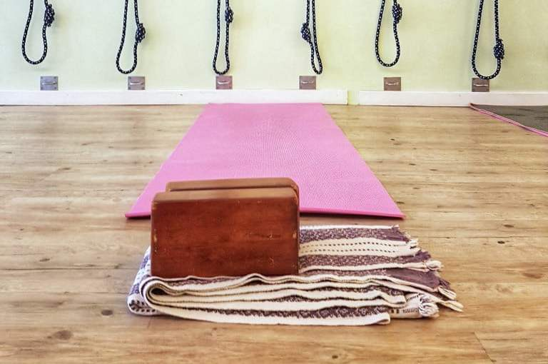 Why I Started Iyengar Yoga