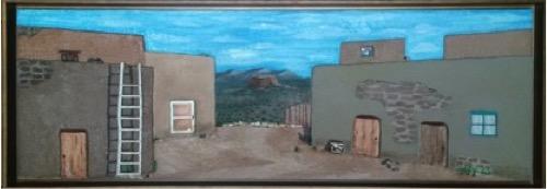 Aroma Pueblo, by Betsy Genta-Montgomery Copyright 2016