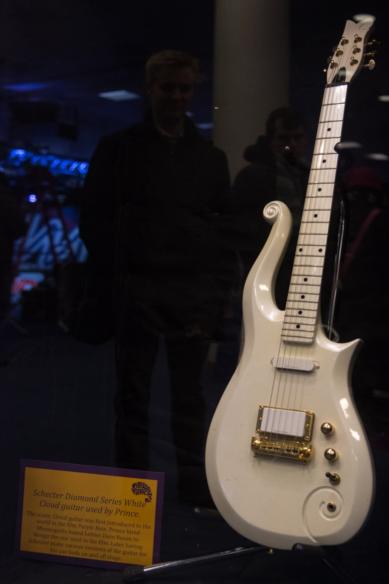prince pop-up exhibit opens for super bowl in minneapolis | local