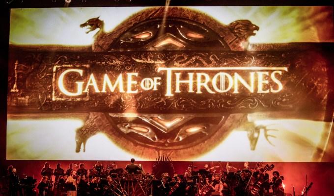 Ramin Djawadi: Game of Thrones Live Concert Experience / 9.16.18