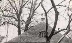 Köstri maja Köstrimäel Joh. Raudsepp oli Räpina koguduse köster aastatel 1878-1931