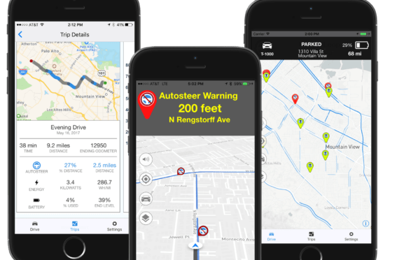 """New App """"Co-pilot for Tesla"""" Adds Much Needed Alerts To Tesla's Autopilot"""