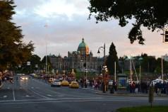 Parliment Building - Victoria, BC