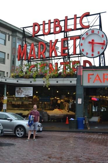 Pikes Place Market - Seattle, Washington
