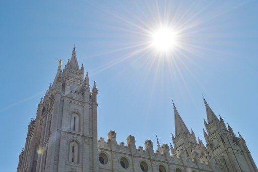 LDS Temple - Salt Lake City, Utah