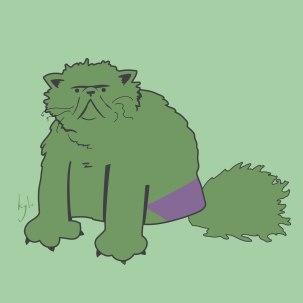 catvengers-hulk