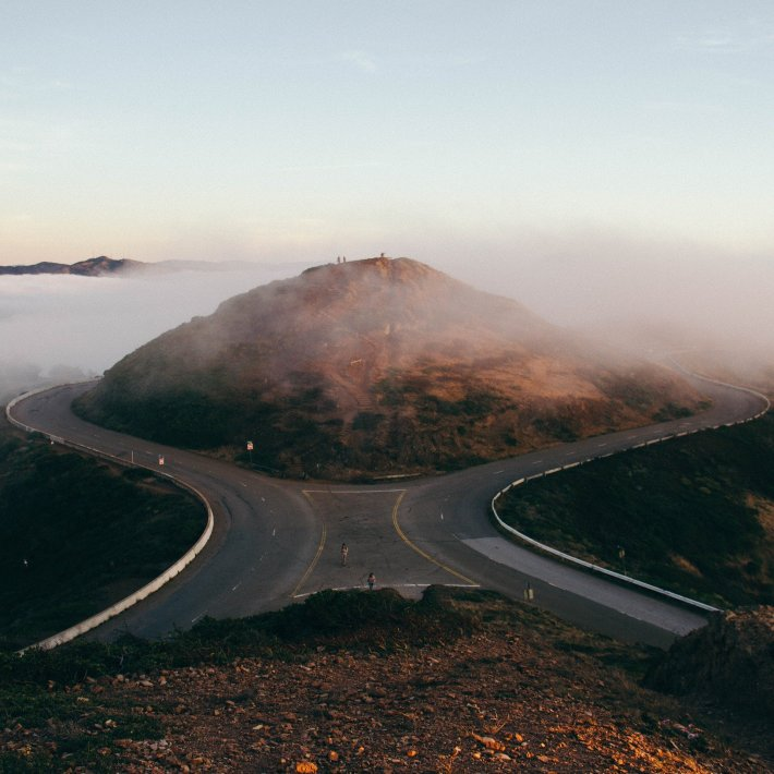 Two roads to stop being an anxious lover