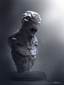 Creature Bust 4