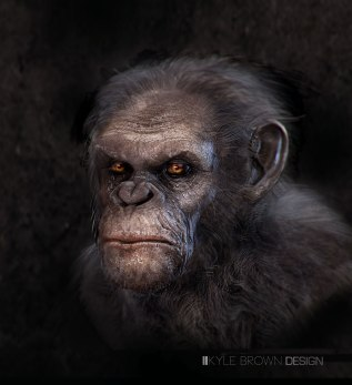 War for the Planet of the Apes Concept