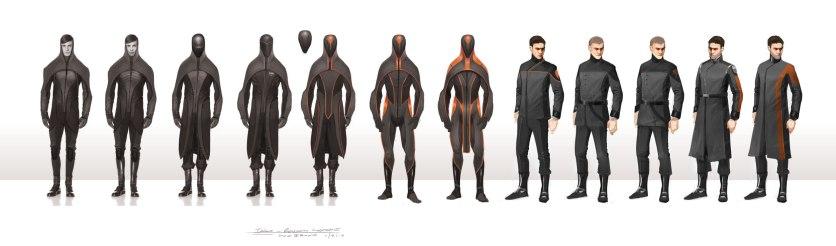 Iago Costume variations