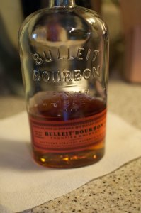 A little bourbon for sippin'