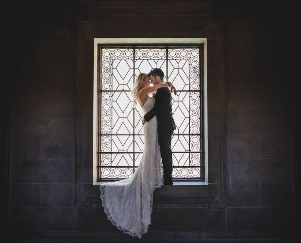 Payne Mansion Hotel San Francisco Wedding