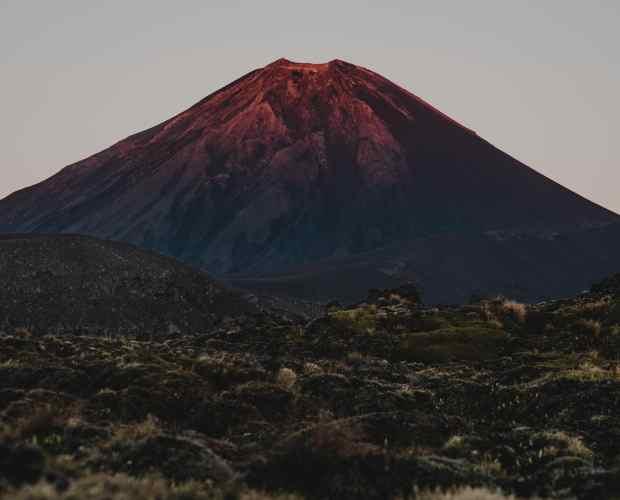 Mount Ngauruhoe Tongariro Northern Circuit Adventure Photography