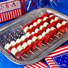 Fabulous 4th Of July Birthday Party Ideas Color Style Kyle