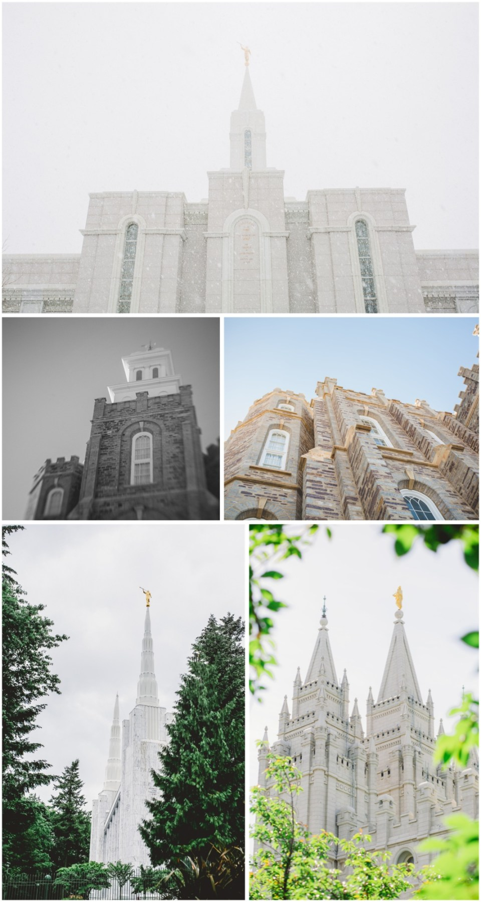 How to Take Pictures at a LDS Temple Wedding 4
