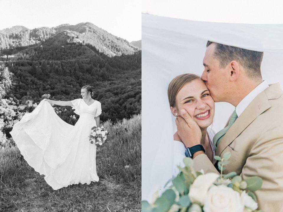 Brigham City Wedding