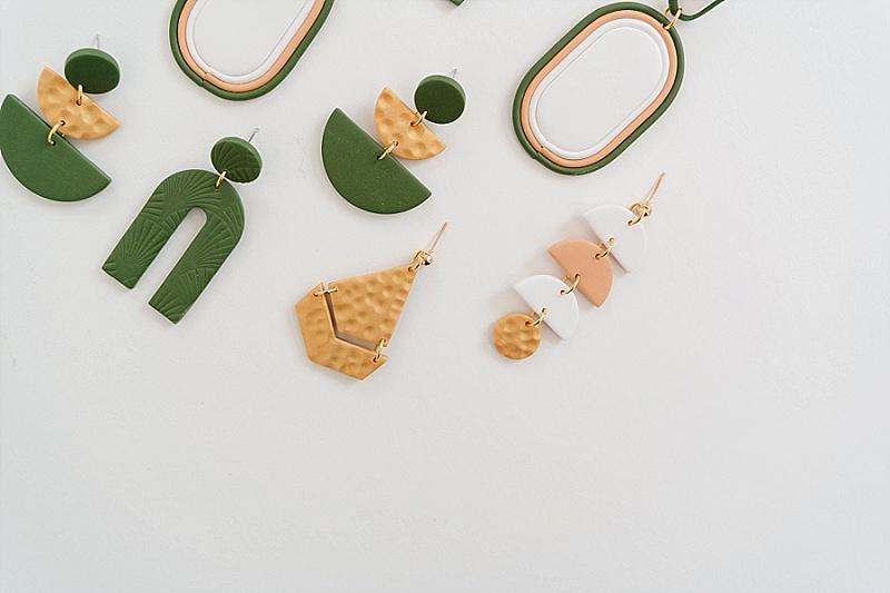 Modern, Fun Jewelry Photography