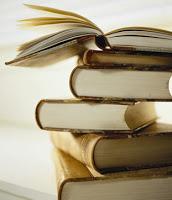 I needs me some books.