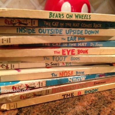 Books. Oh, books.