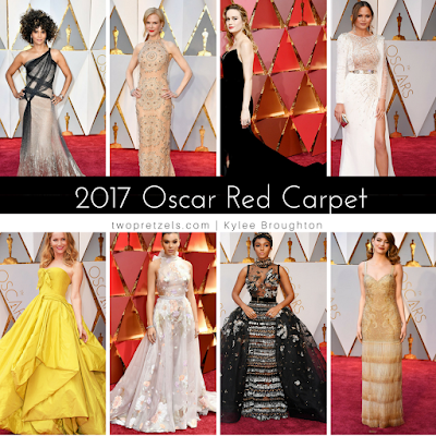 2017 Academy Awards Red Carpet Fashion Recap