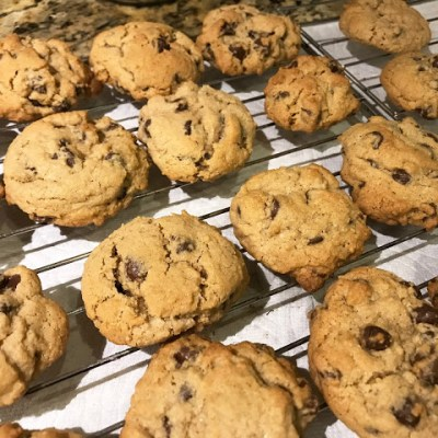 Must Bake, Must Eat: Chocolate Chip Cookie Recipe