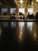 Sunday evening rehearsals...