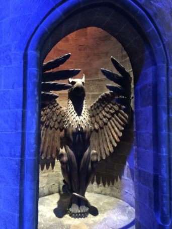 Dumbledore's Office entrance (2015).