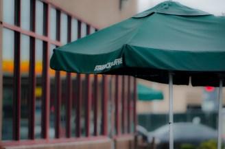 Chilliwack Starbucks by VanCity in Mall parking lot