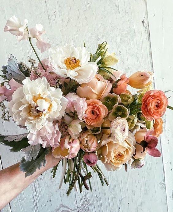 Lake Tahoe Wedding Planner | Fall Floral